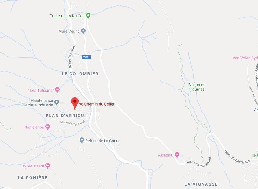 MAISON MITOYENNE DE 3 PIÈCES DE 56,21 M2 À TOURRETTE LEVENS