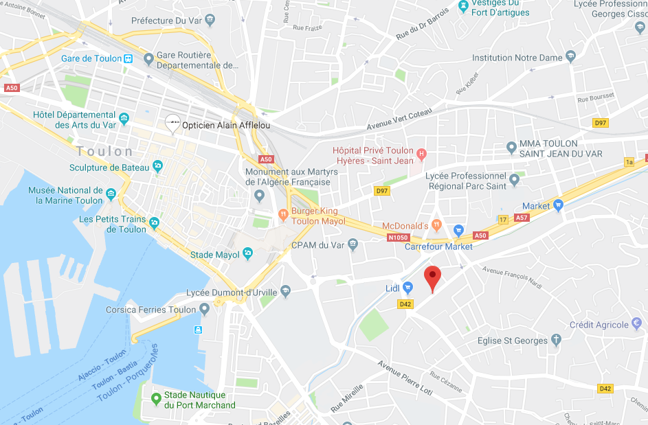 APPT DE 46,27 M2 AU 2EME ETAGE ET UNE CAVE À TOULON