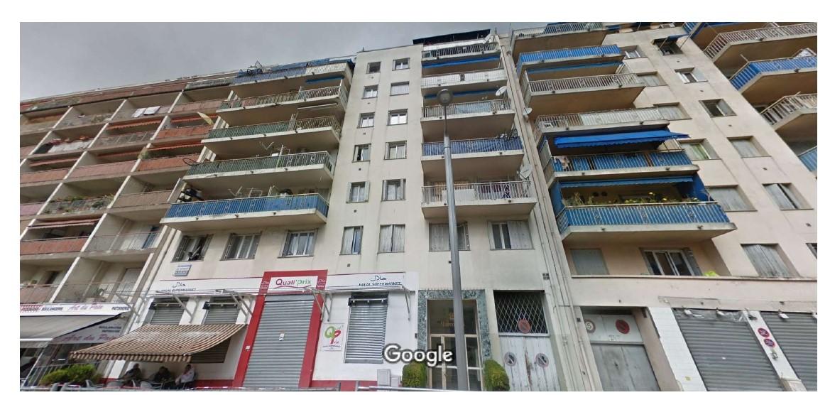 APPARTEMENT 3 PIECES DE 67,65 m² A NICE