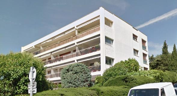 UN APPARTEMENT T2 de 62.88 m², CAVE et GARAGE À LE CANNET