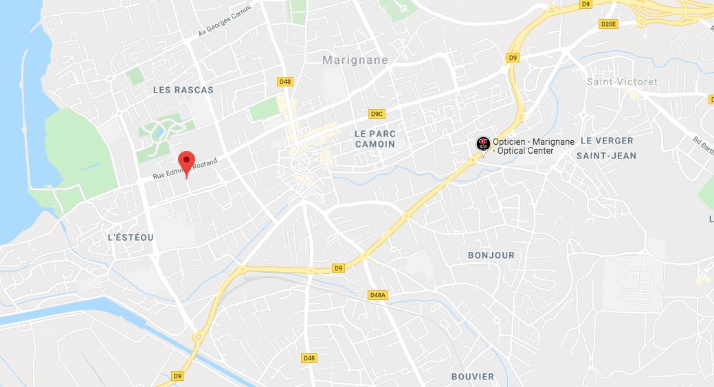 LOCAL CCIAL DE 260,01 M2 COMPRENANT 3 PARTIES (EPICERIE, RÉSERVE, BOULANGERIE) À MARIGNANE