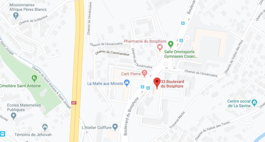 SUR LICITATION - APPT DE TYPE 4 DE 76,23 M2 AU 4EME ETAGE À MARSEILLE (13015)